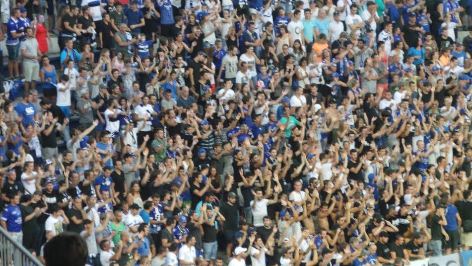 "Sporting-OM : Le final a été ""bleu"" (3-3)"
