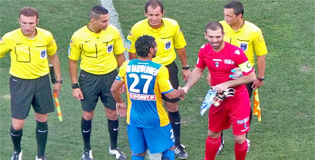 Sébastien Lombard ( à droite) et le CAB visent les trois points face à Boulogne