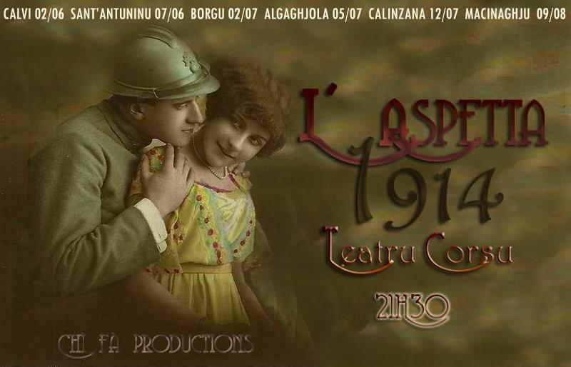 """Calvi : """"L'Aspetta"""", le quotidien des femmes durant la 1ère Guerre Mondiale raconté par des enfants"""