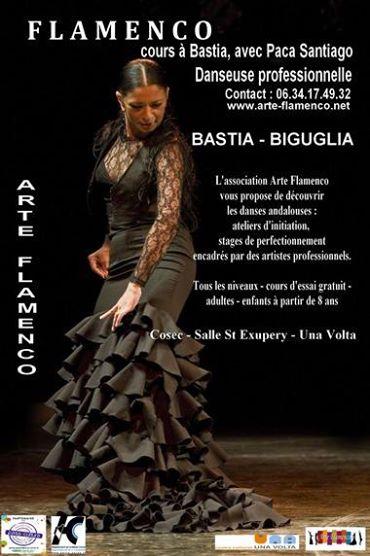Bastia : Arte Flamenco reprend ses activités