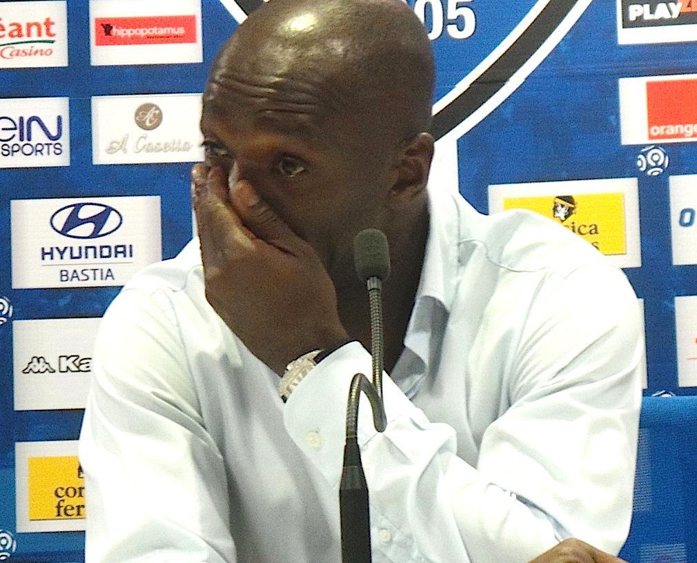 "Claude Makelele : ""Brandao va nous manquer, mais on va faire avec"""