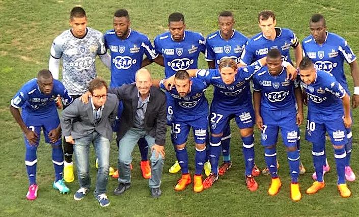 Sporting-Toulouse : Une victoire avec les tripes !