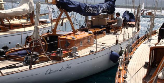 Calvi : Comme en 2013 Eole contrarie le départ de la 5e Corsica Classic