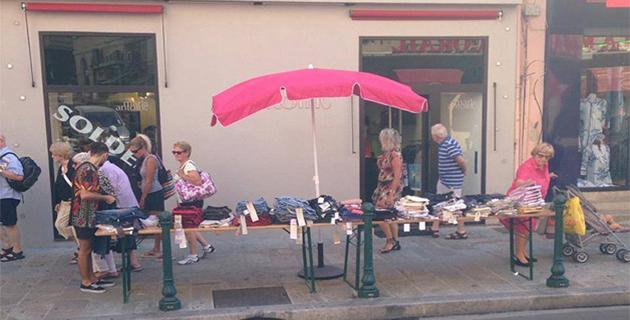 La grande braderie du centre-ville d'Ajaccio à l'heure du bilan