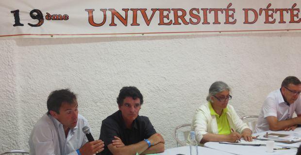 Le débat de R&PS sur la réforme territoriale.