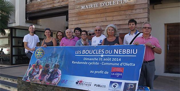"""Les """"Boucles du Nebbiu"""" pour se dresser contre le cancer"""