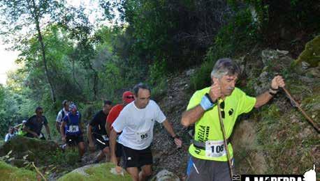 Palneca-Ciamanacce-Cozzano: A Maredda, le trail du Haut-Taravu