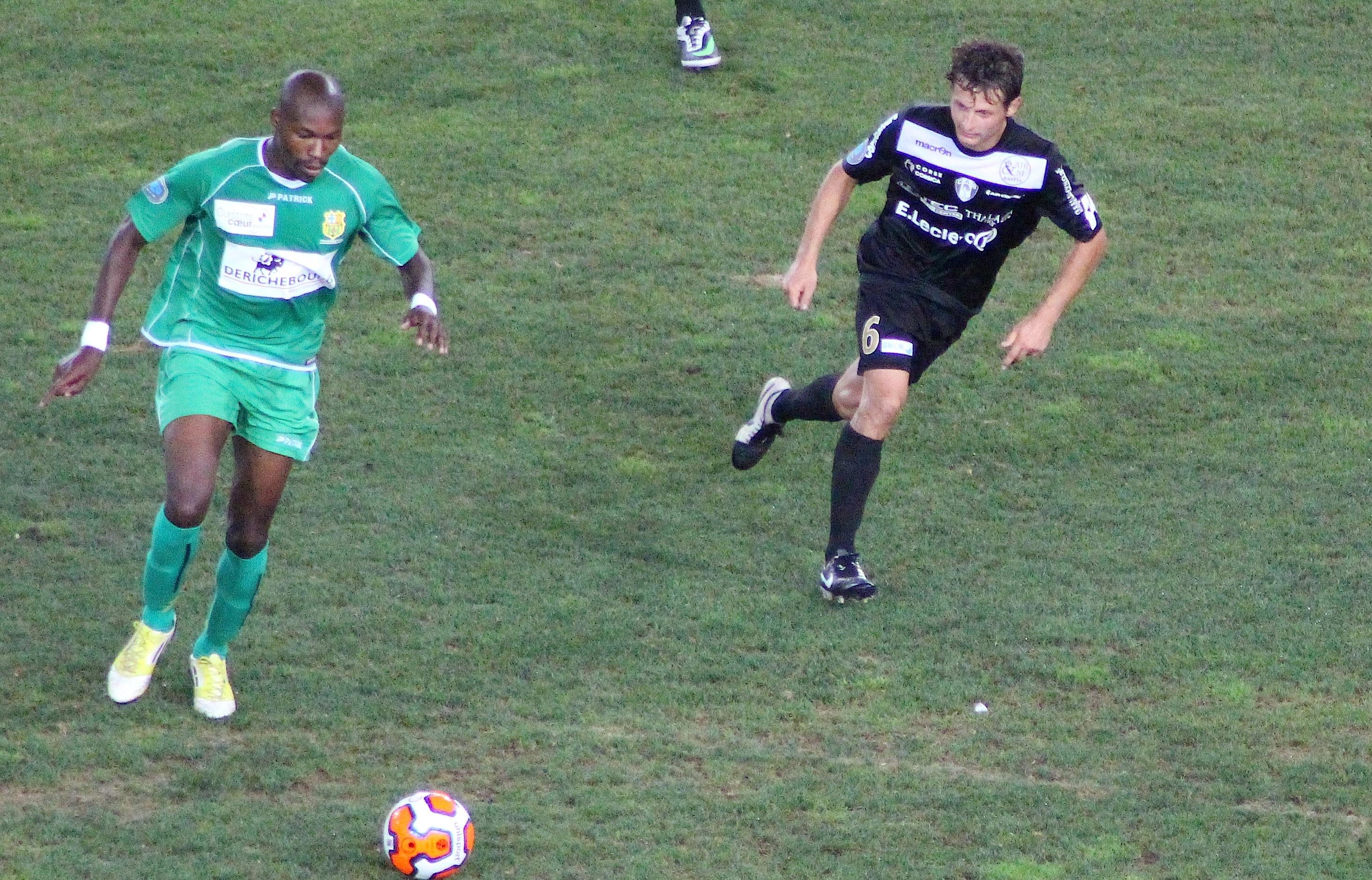 """Le CAB """"déroule"""" face à Marseille-Consolat (4-0)"""
