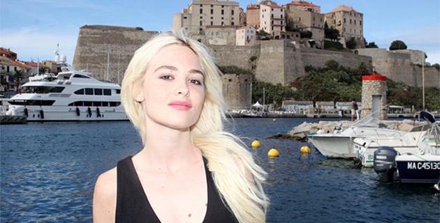 Calvi : Coralie Camilli, 26 ans, philosophe et attachée d'enseignement et de recherche à l'université de Paris-Est Créteil
