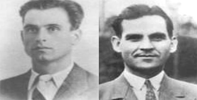 Michel Bozzi et Jean Nicoli