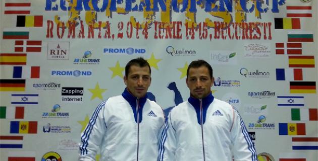 Les frères Beovardi sélectionnés pour les championnats du monde de JuJitsu