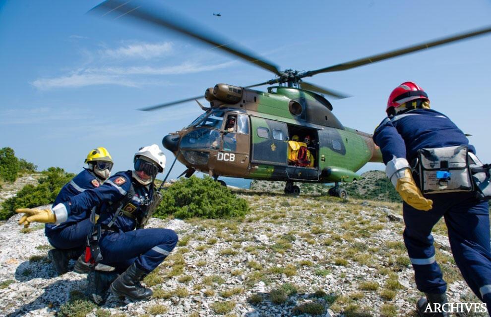 Incendie de Sorbo-Ocagnano : Le DIH de Brignoles en renfort