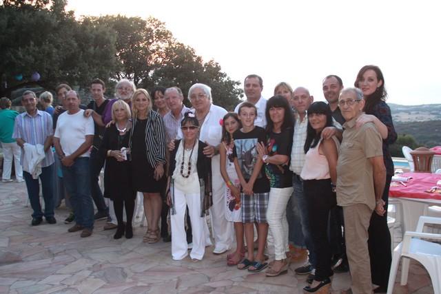 Lumio : La chanteuse Maryse Nicolaï a soufflé des 80 bougies