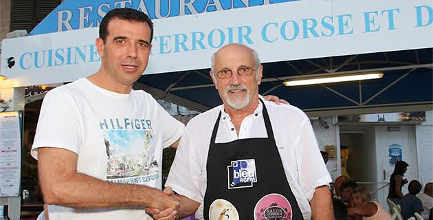L'ancien cuisinier de la Maison Blanche sera au salon du chocolat de Bastia