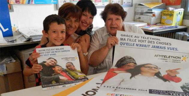 AFM de Corse-du-Sud : Nouveau départ avec Francine Bozzi