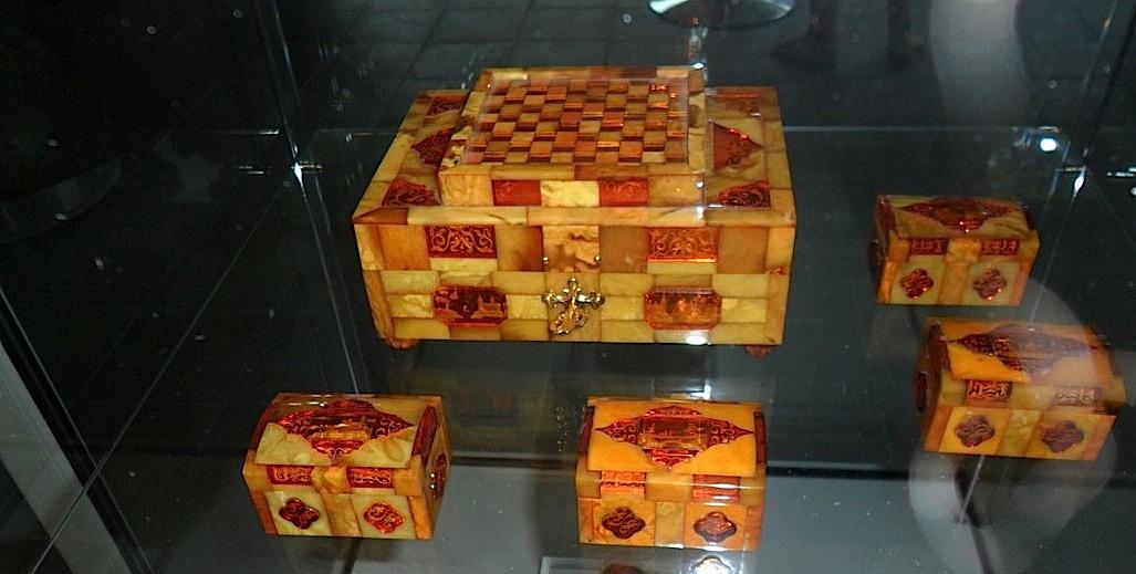 Borgo : L'Ambre Jaune de la Baltique s'expose au Dian'Arte Museum jusqu'au 2 octobre