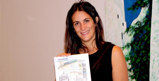 Marie-Hélène Djivas, directrice générale des services du conseil général de la Haute-Corse
