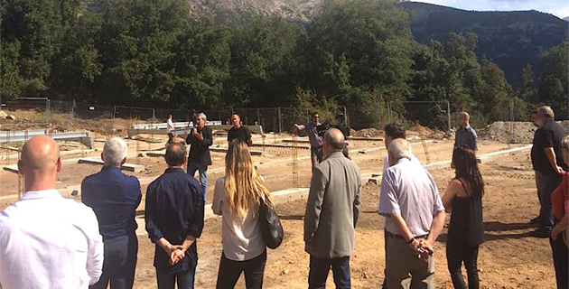 Seve in Grentu : Création d'une maternité porcine et d'une unité de transformation de la châtaigne