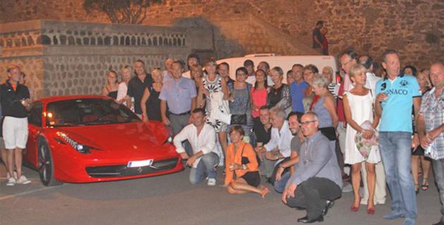 Ferrari, Lamborghini, Aston Martin, Bentley, Porsche…. Un plateau exceptionnel à  Calvi