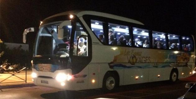 Parcours du combattant en nocturne pour les passagers d'un vol Calvi-Paris!