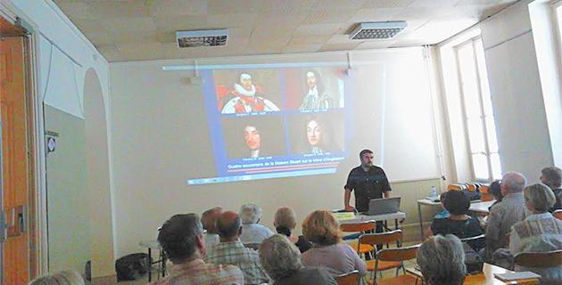 Marseille : Succès de la journée de l'association de recherche sur l'histoire des familles corses