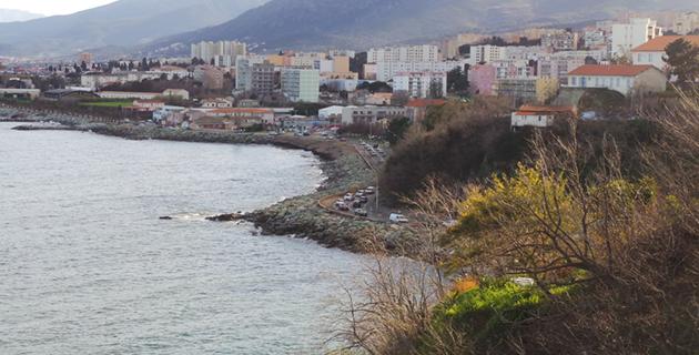 Bastia : 17 actions pour réduire la pollution atmosphérique