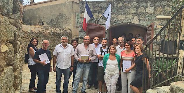 Sant'Antonino : Restitution de l'étude sur l'occupation médiévale en Balagne