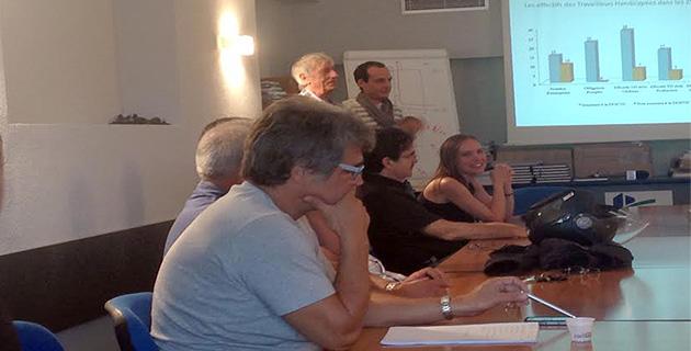 BTP de la Corse-du-Sud : Perspectives d'avenir, économie, social, emploi et handicap