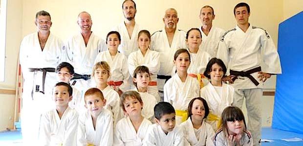 Le Judo club de Calvi-Montegrossu s'installe au gymnase de Calvi