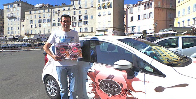 Bastia : Le salon du chocolat approche !