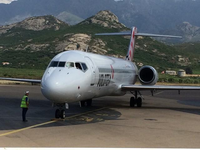 Calvi : La Compagnie Low-Cost Volotea bat de l'aile…