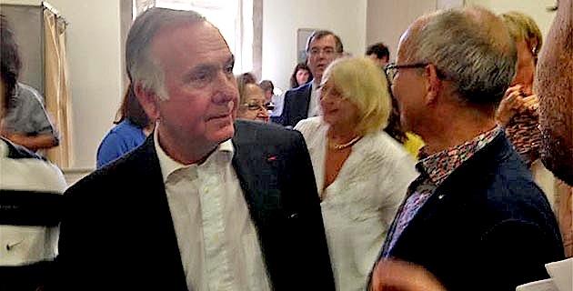 Sénatoriales en Corse-du-Sud : Jean-Jacques Panunzi dans un fauteuil