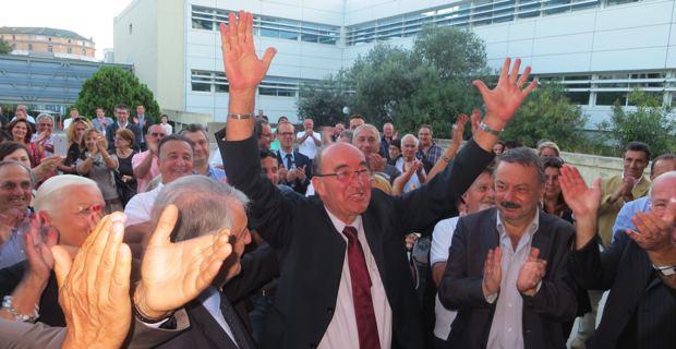 Joseph Castelli, nouveau sénateur de Haute-Corse.