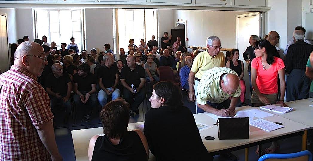 Une centrale biomasse à Ucciani : Les craintes du collectif Per a Salvezza di u Celavu