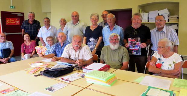 L'Union syndicale des retraités.