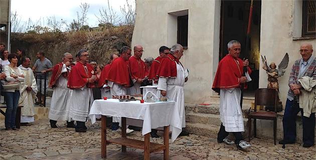 Aregno : La seule messe de l'année à Torre pour la Saint-Michel
