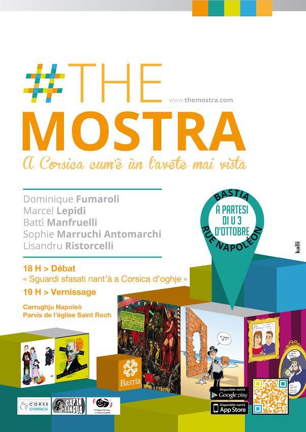 """Bastia se met à l'heure de… """"#The Mostra"""", a Corsica cum'è ùn l'avete mai vista"""