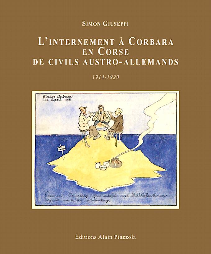 Simon Giuseppi : La guerre et les couvents de Corse