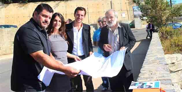 Bastia : Importants aménagements entre Volpajo et Corbaja. Et un nouveau plan de circulation