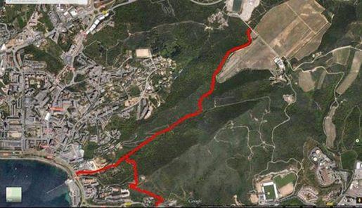 L'association « Pietralba Autrement » entend conserver intact l'un des derniers îlots de verdure d'Ajaccio