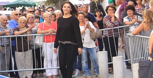 """Un défilé """"Top Model"""" à L'Ile-Rousse"""