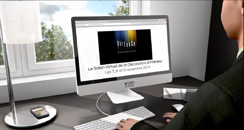 Salon virtuel de la décoration d'intérieur : Les 7, 8 et 9 Novembre