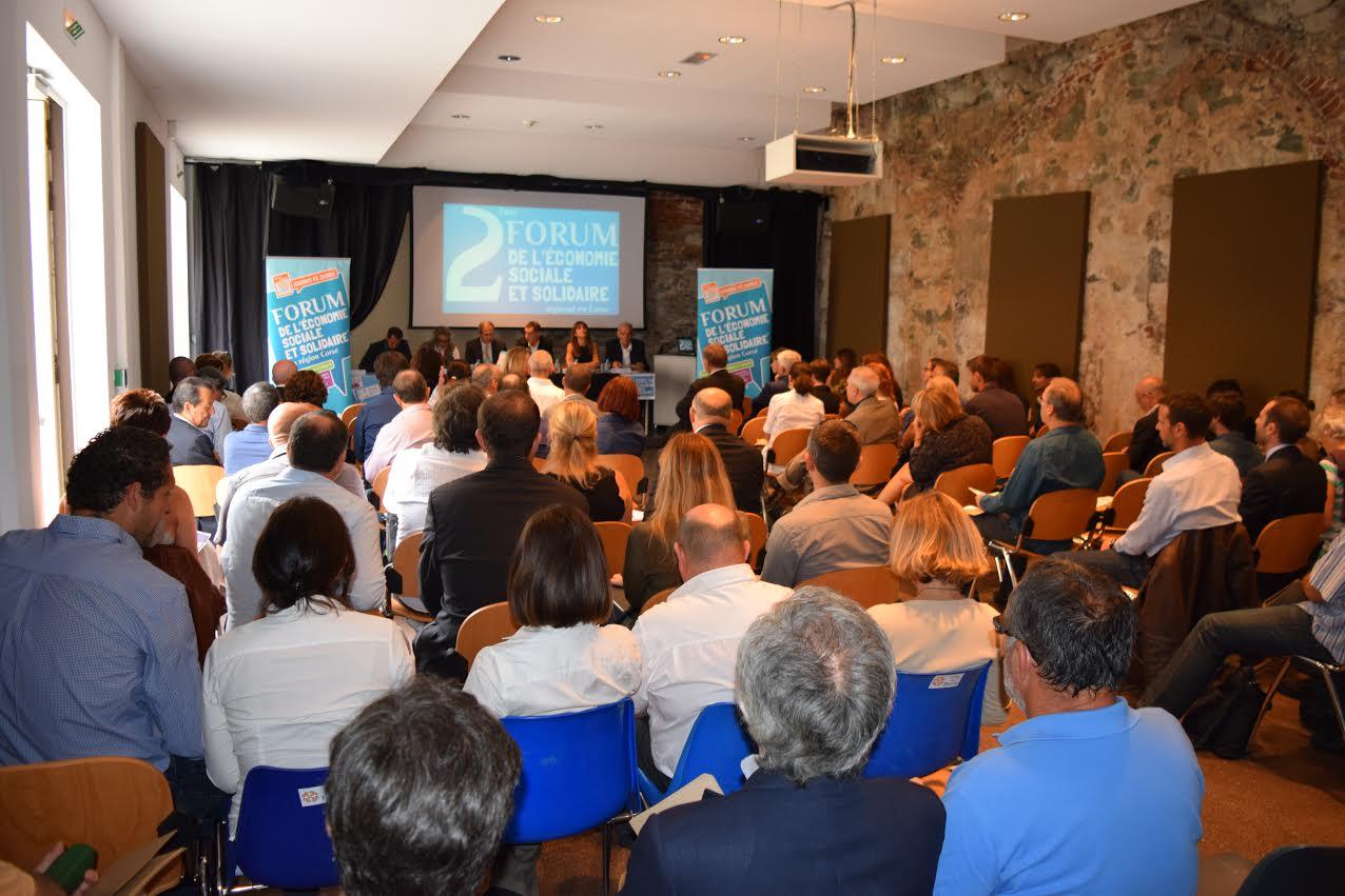 L'économie sociale et solidaire en Corse : 8 576 emplois et 190,2 M€ de rémunérations annuelles
