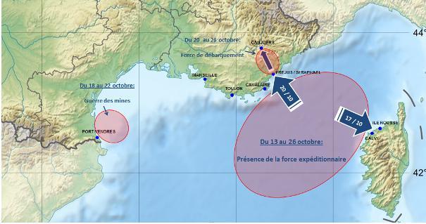 """""""CATAMARAN 2014"""" : 15 jours d'entrainement opérationnel pour une force expéditionnaire"""