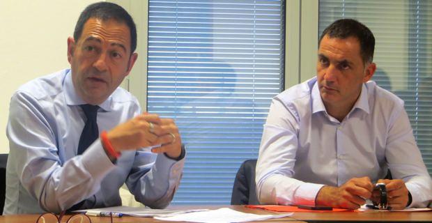 Bastia : Gilles Simeoni s'engage aux côtés de Jean-Luc Romero dans la lutte contre le Sida
