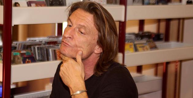 Rencontre-dédicace pour Marcus Malte à la bibliothèque de Calvi