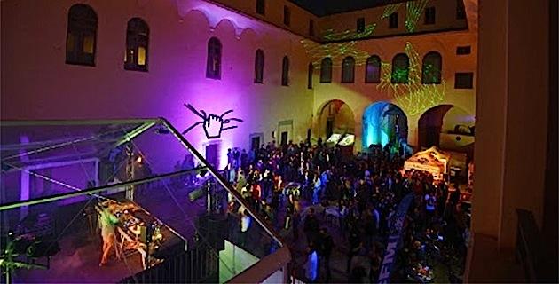 Bastia : Citadelle sonore dans la cour du musée