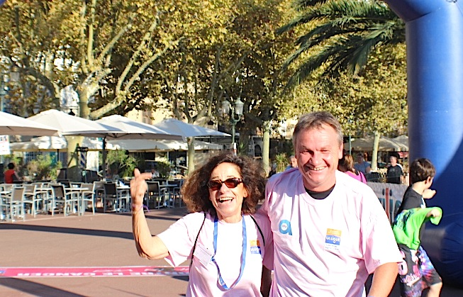 Haute-Corse : Plus de mille personnes ont marché contre le cancer pour la vie