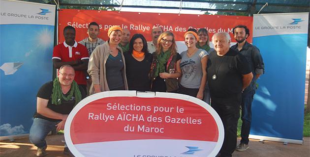 Trois postières corses espèrent participer au 25ème Rallye Aïcha des Gazelles
