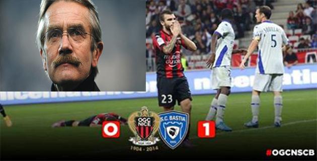 Sporting-Nice : Thiriez, Estrosi, le préfet et Beauvau